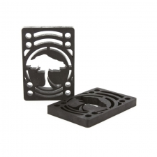 "ARBOR 1/4"" Risers set of 2"