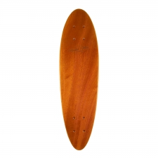 FREEDOM RIDERS Natural Sapele Deck Only